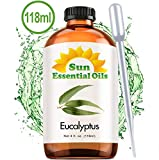Eucalyptus (Large 4 Ounce) Best Essential Oil…