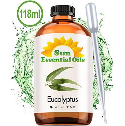 Eucalyptus (Large 4 Ounce) Best Essential Oil…