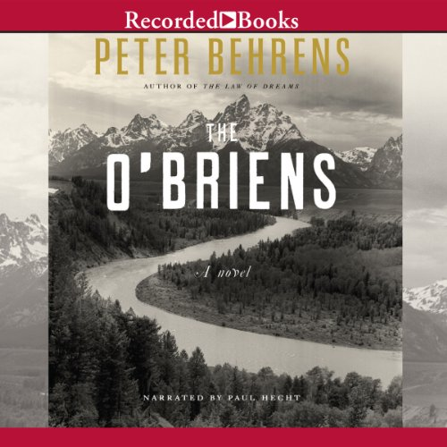The O'Briens audiobook cover art