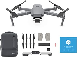 DJI Mavic 2 Pro Drone Quadcopter with Fly More Kit and DJI Care Refresh Combo Bundle