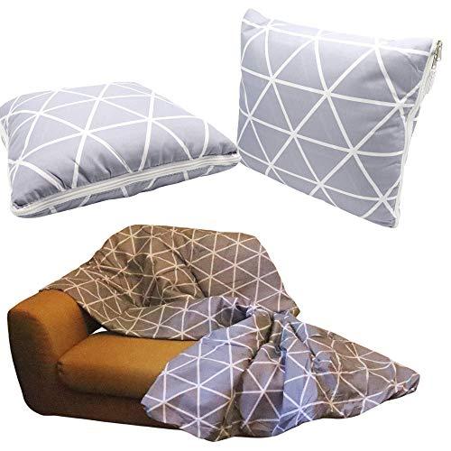 Trendcool Coperta per divano grande, 145 x 195 cm, copriletti e coperte, per divano decorativo, coperta per letto, cuscino e cuscini da viaggio (100 x 145 cm)