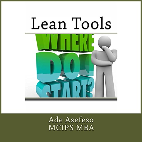 Lean Tools audiobook cover art