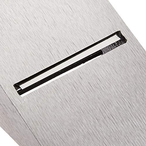 AmazonBasics No.4 Bench Hand Plane - 2-Inch Blade
