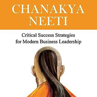 Chanakya Neeti audiobook cover art