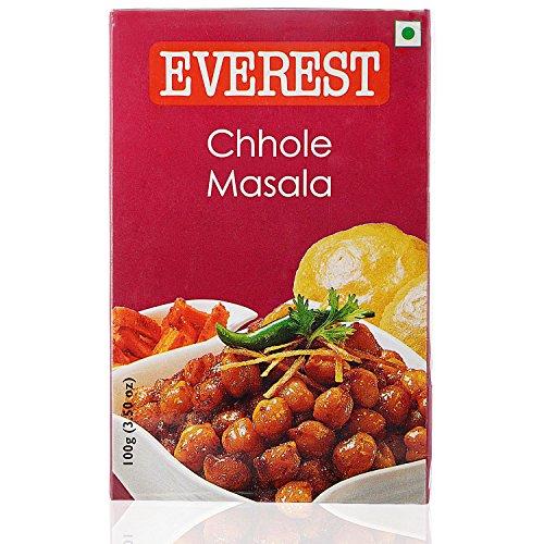 Everest Masala Powder - Chhole, 100g Carton