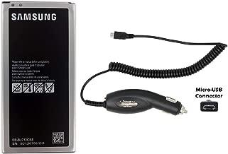 J7 Prime Original Battery EB-BJ710CBU for Samsung Galaxy J7 Prime SM-J727T 3300mAh with Micro Car Charger