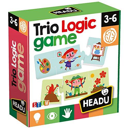 Headu- Trio Logic Game, IT20782