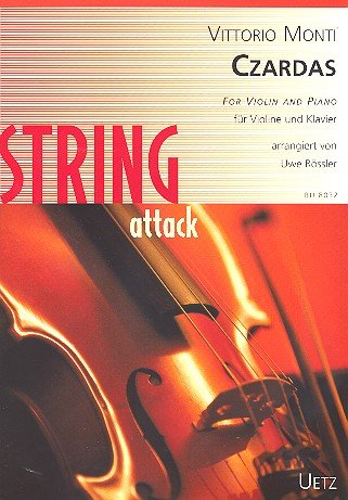 Czardas : für Violine und Klavier