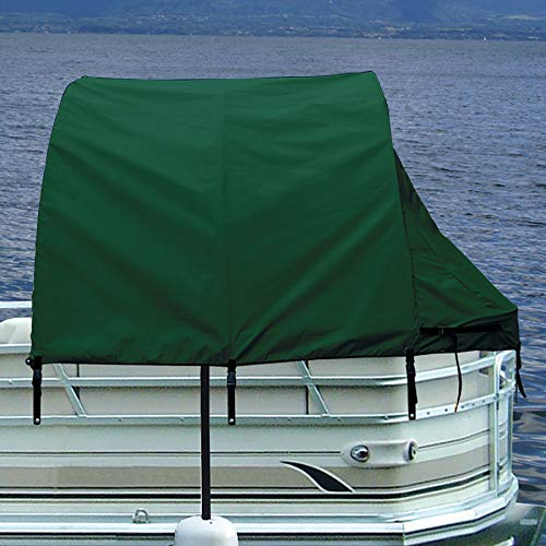 Taylor Made Products 12006OF Bow Enclosure, Cover, Pontoon Boat Shade & Privacy