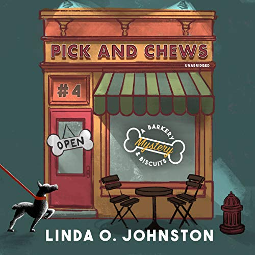 Pick and Chews audiobook cover art