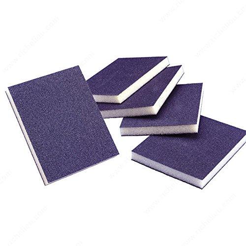 Fantastic Deal! 220Grt Fine General Use Carborundum Sanding Sponges 25pcs 5000341205