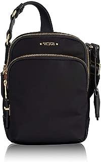 Voyageur Ruma Crossbody Bag - Over Shoulder Satchel for Women - Black