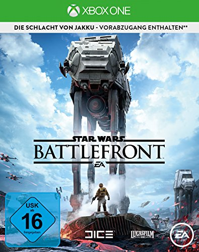 Star Wars Battlefront - Day One Edition - [Xbox One]