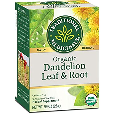 dandelion root tea, End of 'Related searches' list