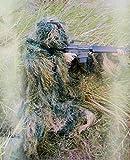 KRF Hunting 3D Ghillie Phantom Desierto Traje de Camuflaje, Hombre, marrón, XL