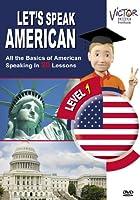 Lets Speak American Victor Ebner: Levels 1 & 2 [DVD] [Import]