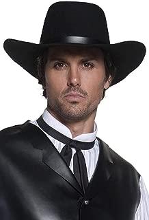 Smiffy's Men's Gun Slinger Hat