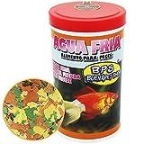 BPS Alimento Completo para Peces Agua Fría Equilibrada para Peces Ornamentales de Acuario 1000 ml (Modelo 2: 160g) BPS-4063