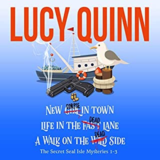 Secret Seal Isle Mysteries, Books 1-3                   By:                                                                                                                                 Lucy Quinn                               Narrated by:                                                                                                                                 Traci Odom                      Length: 15 hrs and 55 mins     1 rating     Overall 5.0