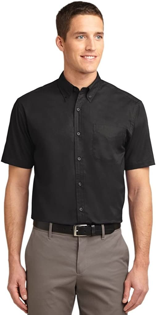 Port Authority National products Short Sleeve S508 Ranking TOP9 Shirt