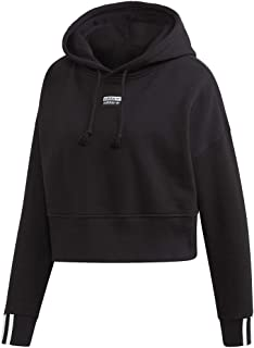 Women's V-ocal Cropped Hooded Sweatshirt