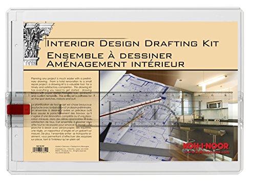 Koh-I-Noor - Tabla de dibujo y kit de manualidades, 33 x 45 cm, 1 unidad (522130.INT)