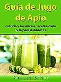 Gua de Jugo de Apio: nutricin, beneficios, recetas, dieta ceto para la diabetes