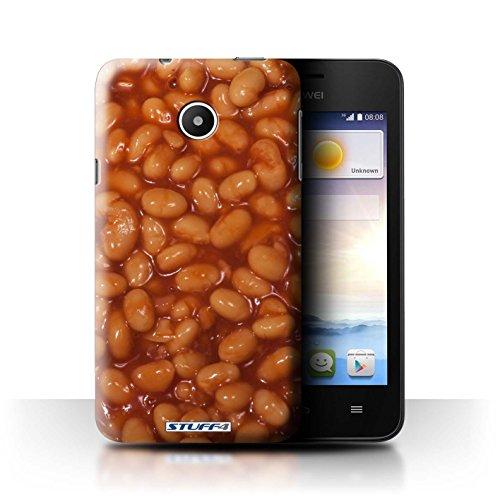 Beschermhoesje voor Huawei Ascend Y330, motief: bonen in de oven design/voedsel collectie