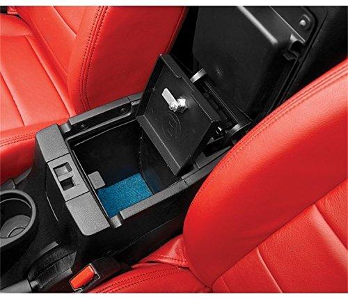jeep center console lock - 2