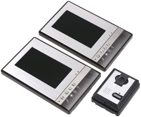 New Landing One Free Shipping Cheap Bargain Gift to Two New York Mall Monitor 7 Access Video Phone Door Inch Co