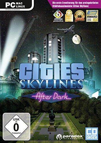 Cities: Skylines After Dark - Add-On. Für Windows Vista/7/8/8.1 (64-bit) / MAC. Code in der Box