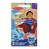 Melissa & Doug-Blue's Clues & You Rompecabezas magnéticos, Multicolor (33005)