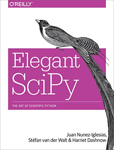 Elegant SciPy: The Art of Scientific Python (English Edition)