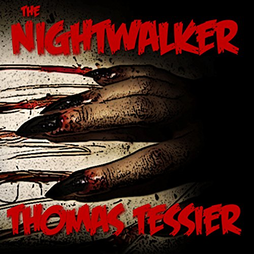 The Nightwalker audiobook cover art