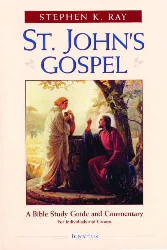 St. John's Gospel: A Bible Study Guide and Commentary for Individuals and Groups (English Edition)