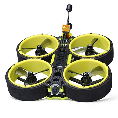 iFlight Bumblebee HD PNP BNF FPV Racing Drone CineWhoop Quadcopters with SucceX-A F4/40A BLHeli32 True AIO Board FPV Camera Air Unit Module (w/ TBS Nano RX)