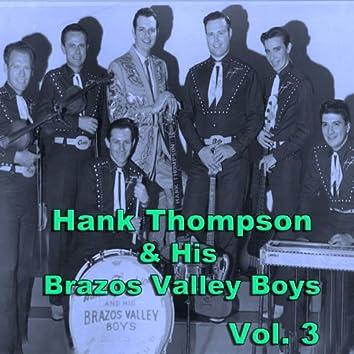Hank Thompson & His Brazos Valley Boys, Vol. 3