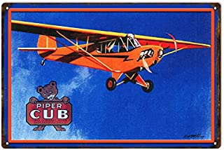 Best piper cub sign Reviews