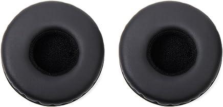 Un Par de Reemplazos de Almohadillas de Auriculares de Color Negro