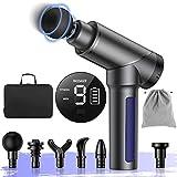 Massage Gun,Muscle Massage Gun Massager Handheld,Massage Gun Deep...