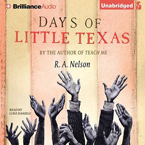 Days of Little Texas audiobook cover art