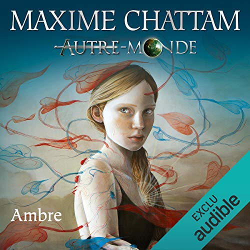 Ambre audiobook cover art