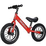 WJS Bicicleta Sin Pedales,Bicicleta Equilibrio para Niños,Bici...