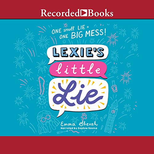 Lexie's Little Lie Audiobook By Emma Shevah cover art