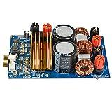 TOOGOO Für Tpa3255 Klasse D HiFi Audio Digital Verst?rker Platine 300 Watt x 2 Dc 48 V Digit Power Amp Circuit Module -