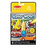 Melissa & Doug Water Wow! - Vehicles | Activity Pad | Travel | 3+ | Gift for Boy or Girl -