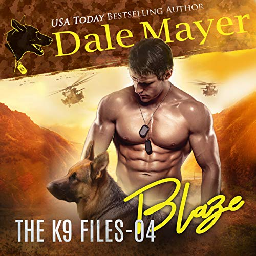 Blaze Audiobook By Dale Mayer cover art