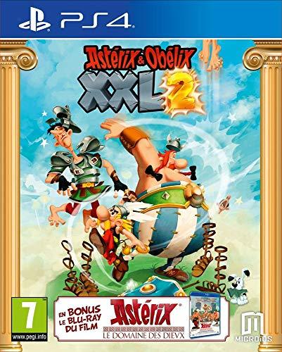 Astérix & Obélix XXL 2 + le film Le Domaine des Dieux