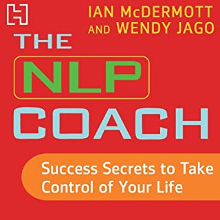 The NLP Coach 3 audiobook cover art