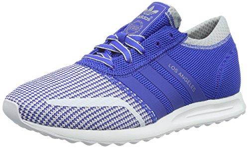 adidas Los Angeles Herren Sneaker , Blau (Bold Blue/Bold Blue/Clear Onix), 43 EU